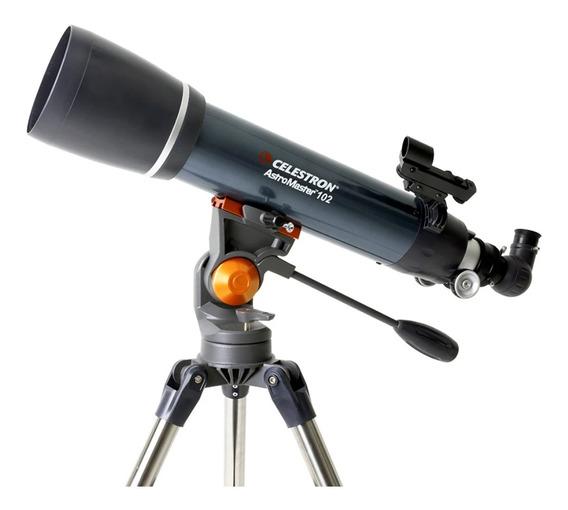 Telescopio Celestron Astromaster 102az Refractor Mvd Sport