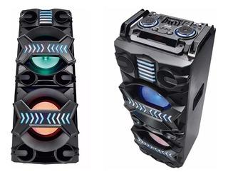 Parlante Stromberg Kazz Tower Dj Bluetooth 140w Rms Usb Aux
