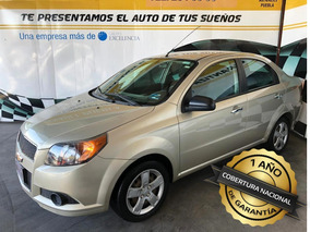 Chevrolet Aveo 2013 Electrico, Cd, A/ac Automatico