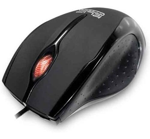Mouse Óptico Ergonómico Usb Klip Xtreme De Cal Worldmaster