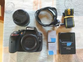 Nikon D5300 + 50mm 1.8d