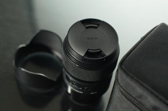 Sigma 35mm F1.4 Art Para Sony Emount A7iii A7rii A6600 A650