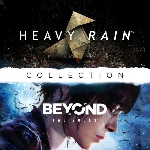 Heavy Rain + Beyond Two Souls Juego Ps4 Original + Garantía