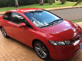Honda Civic 2.0 Si 16v Gasolina 4p Manual 2008