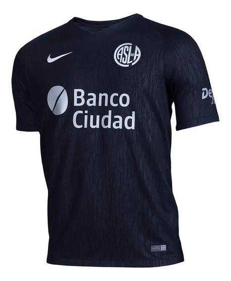 Camiseta Alternativa Nike San Lorenzo Stadium Niño 18 201815