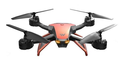Drone Semipro Estabilizador Vuelo Incorporado Camara Wifi