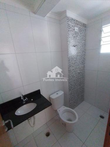 Apartamento 75m² S/condomínio 3 Dorms. Bairro Nova Gerty-scs-sp - Apa225