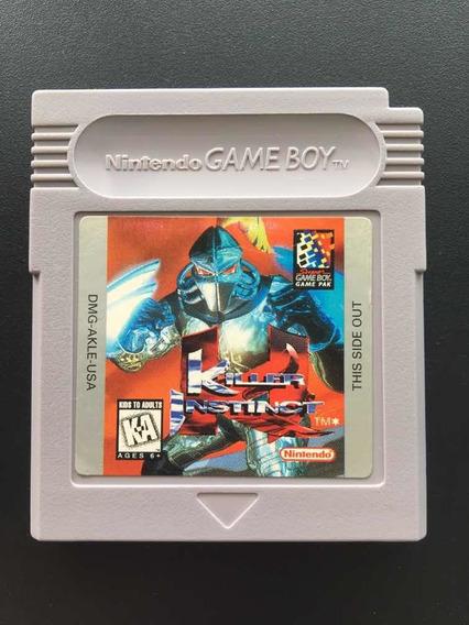 Killer Instinct Game Boy