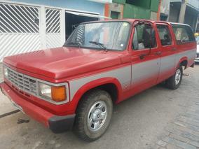 Chevrolet Veraneio Luxo 4.1 6cc Gasolina 5 Marchas 9 Lugares