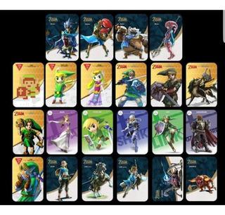 Amiibo Cards