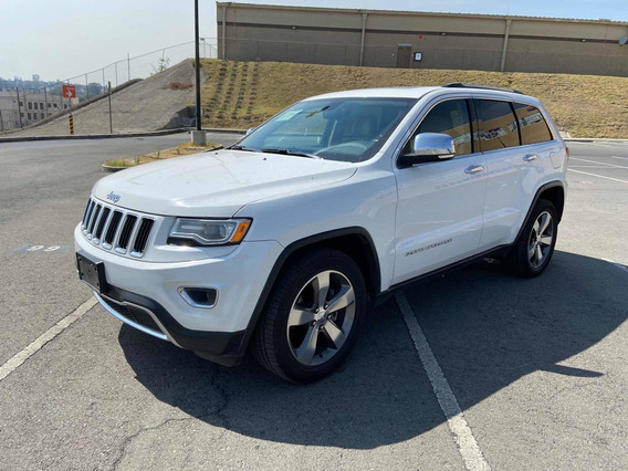Jeep Grand Cherokee Limited Lujo Hemi 2015 Facturo Iva 16%