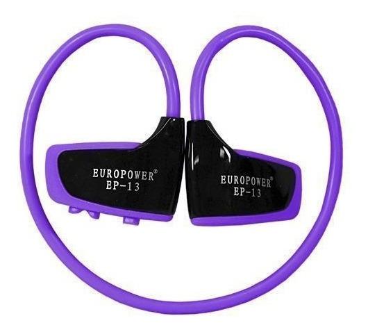 Fone De Ouvido Bluetooth Ep-13 - Europower