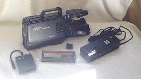 Filmadora Panasonic Vw-shm7 Antiga - ***leia Descrição***