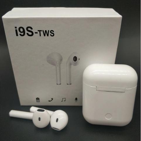 Fone De Ouvido Tws Sem Fio Bluetooth I9s Recarregável