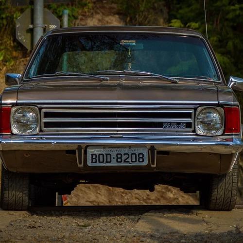 Chevrolet Opala De Luxo 73 Inj