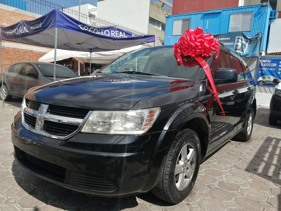 Dodge Journey 2.4 Sxt 7 Pasj At 2010 Familiar