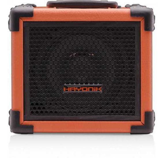 Caixa Multiuso 20w Bluetooth/usb/sd/fm Iron 80 Laranja Hayo