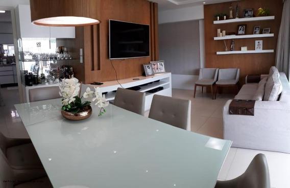 Apartamento Para Venda Em Natal, Tirol, 3 Dormitórios, 1 Suíte, 2 Banheiros, 2 Vagas - Vn 8919 Terraço Das Dunas