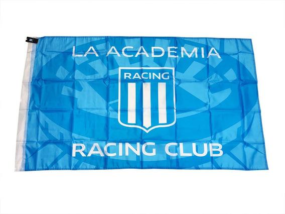 Bandera Racing Club Diseño Con Licencia Oficial