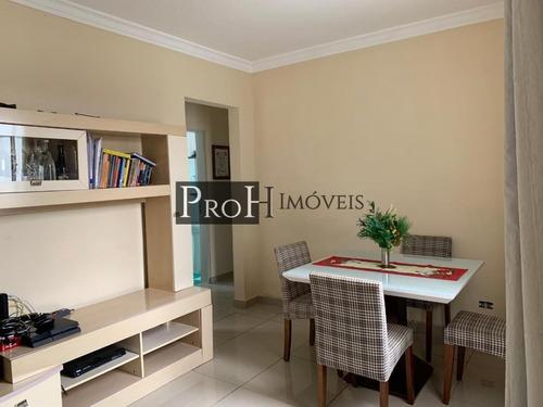 Imagem 1 de 15 de Apartamento Para Venda Em São Bernardo Do Campo, Jordanópolis, 2 Dormitórios, 1 Banheiro, 1 Vaga - Dantais