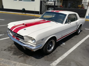 Ford Mustang 1965, 289 V8 Automatico
