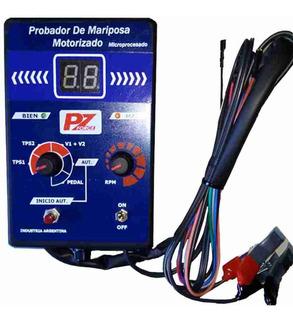 Probador Cuerpo Mariposas Motorizada Pedales Aceleracion + Programas De Regalo + Curso Inyeccion Electronica De Regalo!!