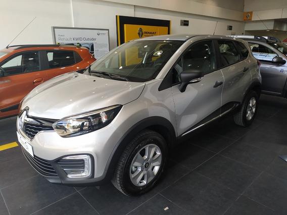 Renault Captur Life 1.6 Increible Precio!!! No Etios (jav)