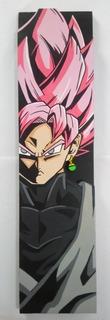 Cuadros Anime Dragon Ball Goku Black Ssj Rose Y Mas