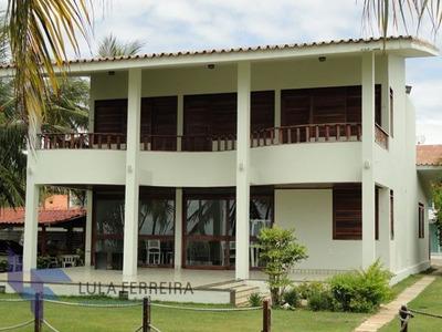 Casa Térrea Com 5 Quartos - Lf014-v