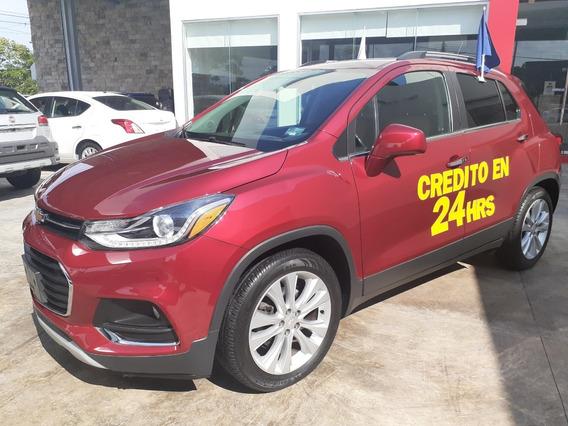 Chevrolet Trax 1.8 Premier At 2019 Rojo Escarlata