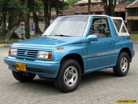 Suzuki Sidekick Jlx Mt 1600cc