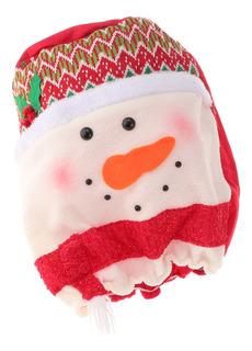 1 Pieza Cubo De Dispensador De Agua Cubierta Para Navidad