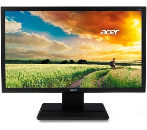Monitor Acer Led 21.5 Widescreen Full Hd Hdmi V226hql