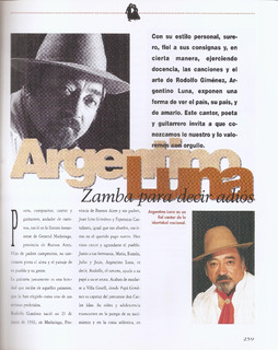 Sentir El Folklore 32 Altaya Argentino Luna