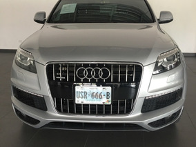Audi Q7 3.0 Tdi 100 Años 240hp At