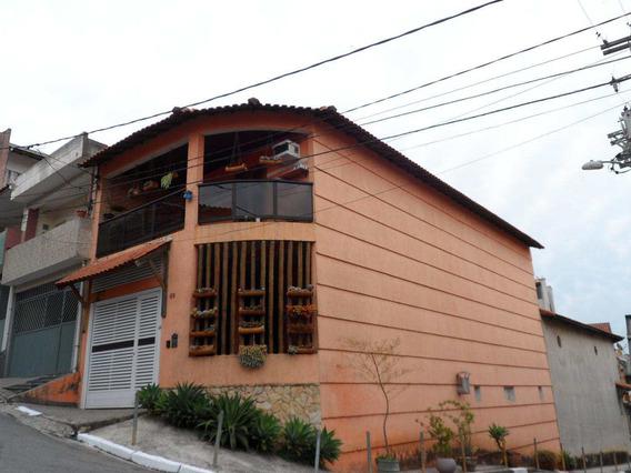Sobrado Com 3 Dorms, Eldorado, Diadema - R$ 600 Mil, Cod: 3045 - V3045