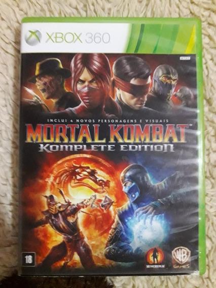 Mortal Kombat Komplete Edition Xbox 360 Português