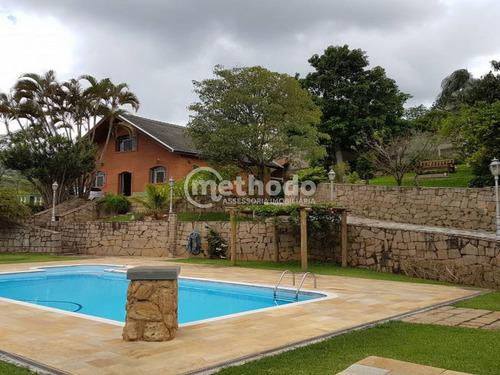 Chácara À Venda Santana Dos Cuiabano Valinhos Sp - Ch00077 - 69337635