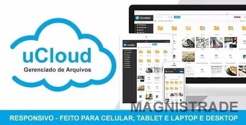 Gerenciador De Arquivos Ucloud (script Php)