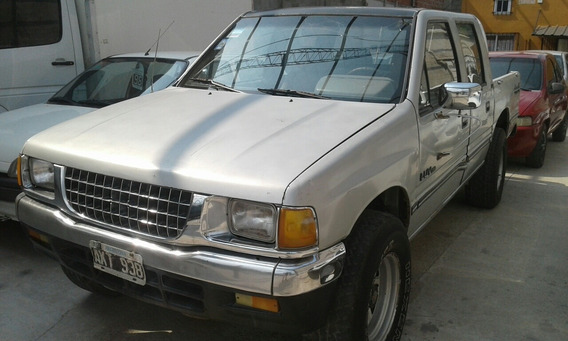 Chevrolet Luv 2.3 Pick-up D/cab 4x4 Aa 1996