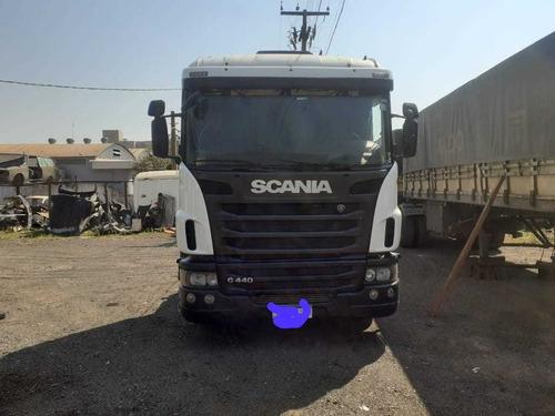 Imagem 1 de 7 de Scania G440 Traçado