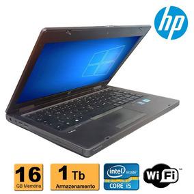 Notebook Hp Probook 6470b Core I5 3ª Geração 16gb Hd1tb