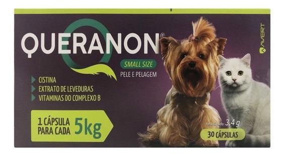 Suplemento Cães/gatos Avert Queranon 3,4g Small Size