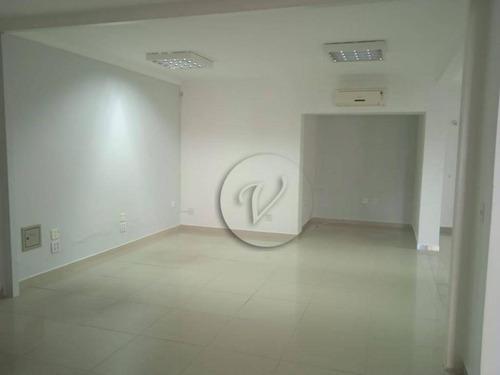 Sobrado Comercial Com 3 Dorms. Para Alugar No Bairro Jardim - So0981