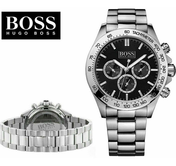 Relógio Masculino Hugoboss Ikon 1512965 Cronógrafo Completo