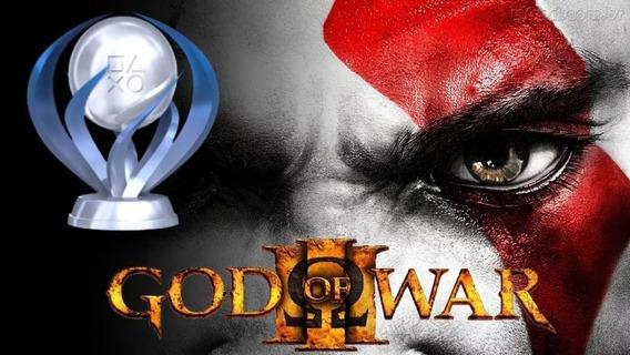 Platina De God Of War 3