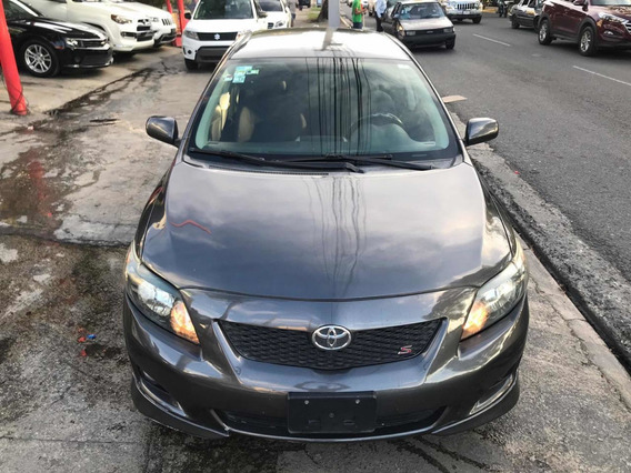 Toyota Corolla 2009 Impecable Cond.