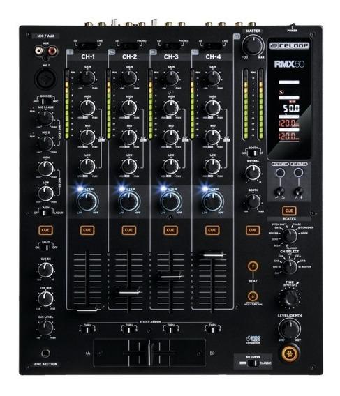 Mixer Reloop Rmx 60 Novinho!