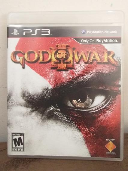 Jogo God Of War 3 Favoritos Mídia Física Ps3