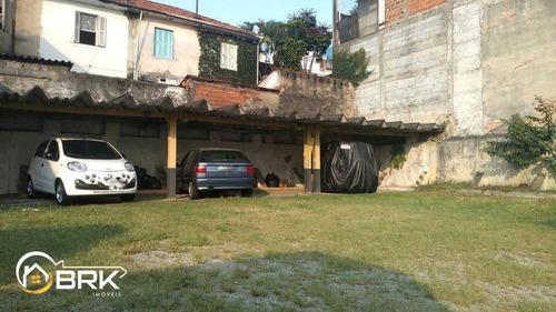 Terreno À Venda, 520 M² Por R$ 636.000,00 - Penha De França - São Paulo/sp - Te0183